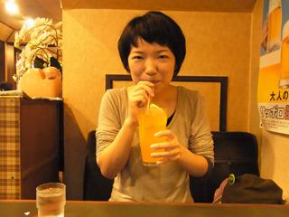 うん、ファンタというより旅館とかに出てくるオレンジジュースの炭酸バージョンです。