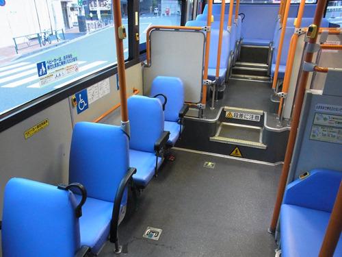 普通のバスとどこが違うでしょう?