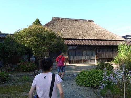 建物は18世紀後半ごろのものと推定されている