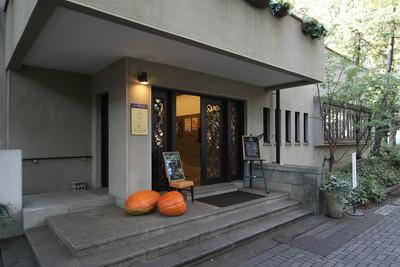 昭和12年建造のファカルティハウスだ
