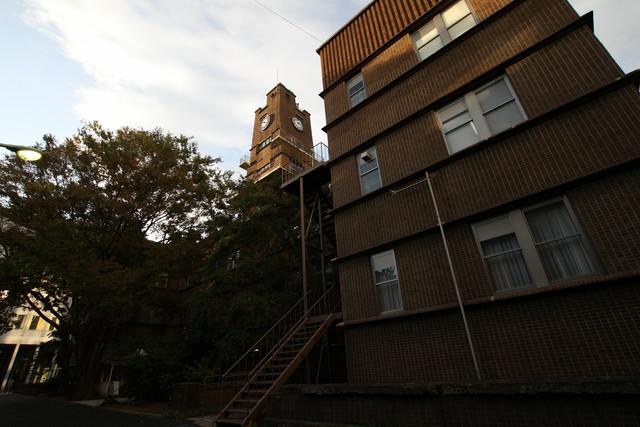 またもや時計台、昭和4年(1929年)の先端科学技術研究センター13号館