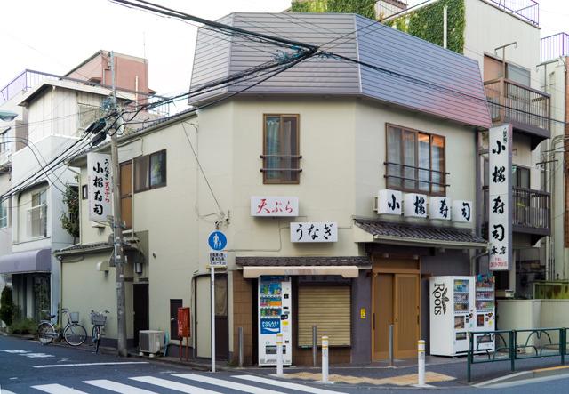 全体としては、うなぎ、天ぷら、そして、寿司。