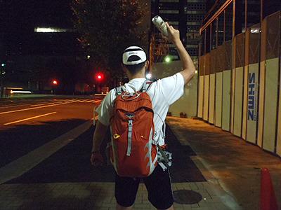 今まで、こんなのやこんなので走っているので、1人箱根駅伝3度目です。今回も往路優勝頂きます。1人だから。