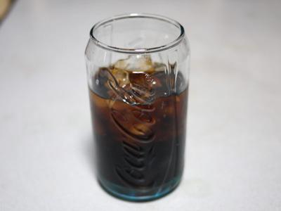 冷た~いコーラって脳がしびれるくらい美味いですよね