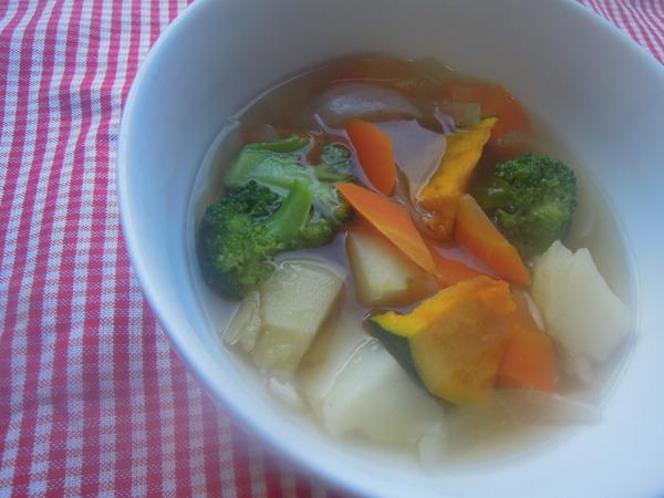 あ、スープ