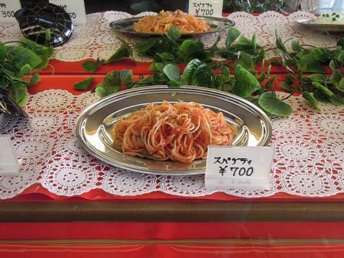 スパゲティはナポリタン一択
