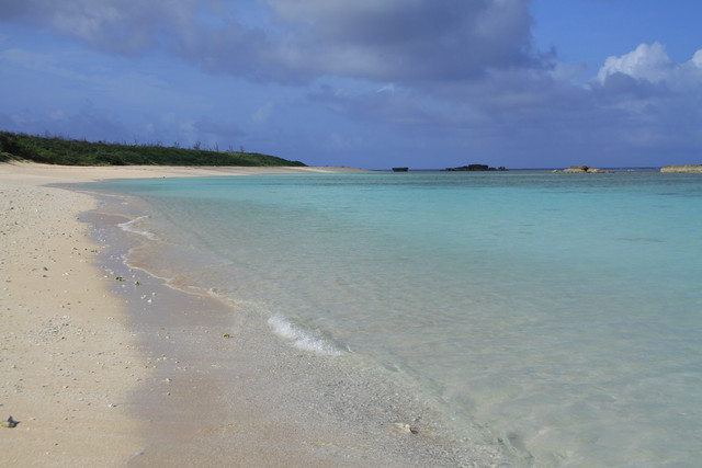 とんでもなく綺麗なビーチだって