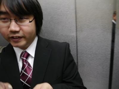 ~30秒。日本の少子化の現状について説明