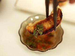 タイ風餃子。