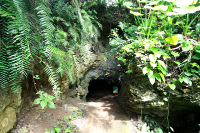 せせらぎ音鍾乳洞という洞窟