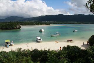 海は海で、素晴らしいですけどね、石垣島
