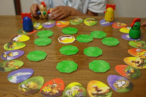 大人がどんなにがんばっても子供に勝てないという希有なゲーム。