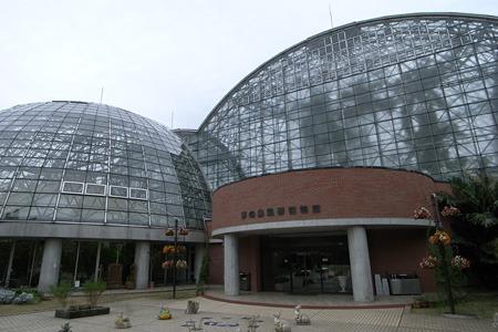 夢の島熱帯植物館。