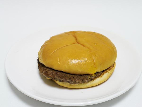 たとえばハンバーガーの比率を逆にする