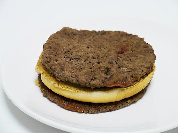 逆ハンバーガー