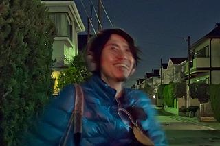 工藤さんも、この笑顔。