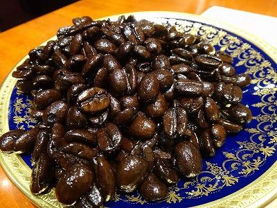 独特の艶を放つバターブレンドコーヒー