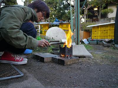 僕は柴田さんに教えてもらった焚き火台を買うことにしましたが(はまった)。