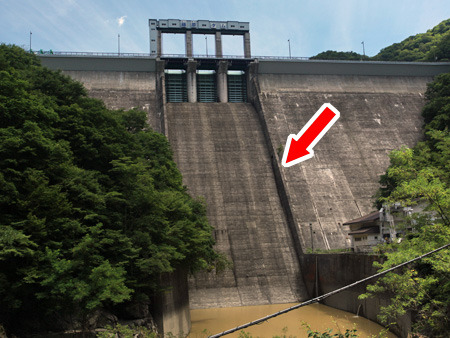 導流壁とは水が外にあふれないようにする壁