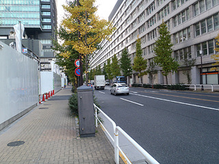 ランナーには多分名所。箱根駅伝スタート、ゴール地点。2度ここをスタートして、1回ゴールした。これと、これと、これ。