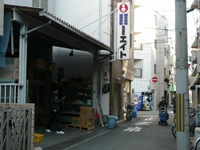 大阪は上本町、これぞリアル大阪という風景