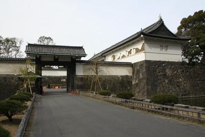 江戸城の遺構を見るに欠かせないエリアです