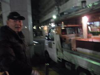 話好きなおじさん。関西出身らしい。