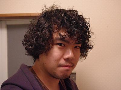 はい、さっぱり。いつもより髪がチュルチュル。