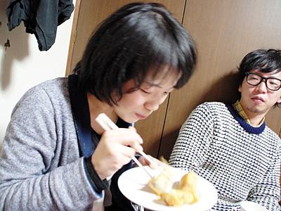 「料理って、自由なんですね」とは、一人暮らしをはじめたライター小堺さん。