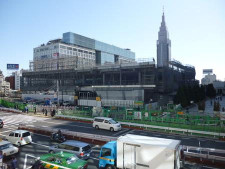 ここに何と33階建てのビルもできるらしい!