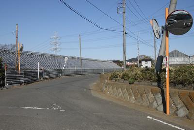何気ない綾瀬市の一風景
