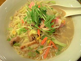 やっぱり麺もスープも山形のものとは全然違いますね。私はどっちも好きです(無難な答え)。
