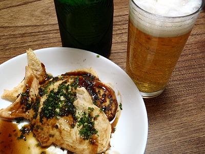 たこ焼きたい焼きにはビールが合う。お菓子から幅を広げて酒の肴作りに使えば何度も使うだろうか?