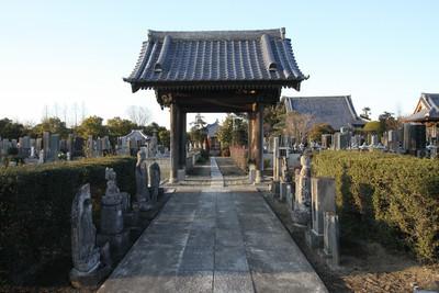 龍興寺に到着。さぁ、石敢當はどこだ?!