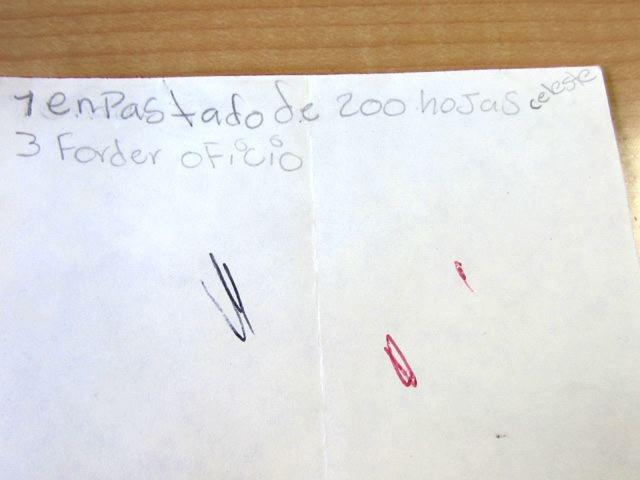 グァテマラの試し書き。1人か2人くらいしかタメシガキしてませんよね、これ。