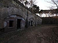 姫神山砲台跡