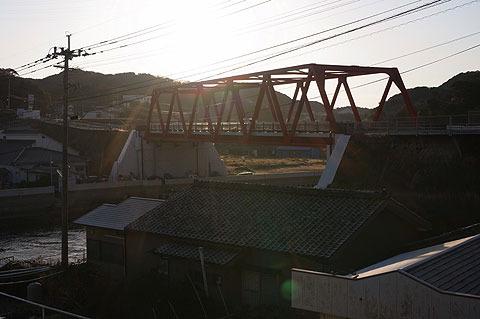 大船越橋。