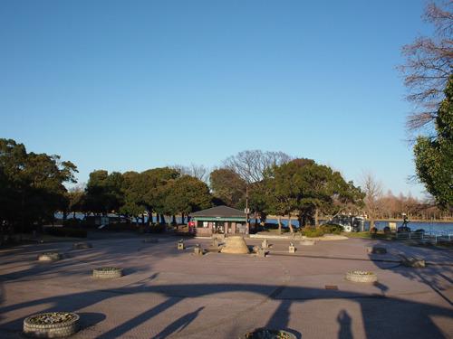 味噌おでんを求めて葛飾区の水元公園へ