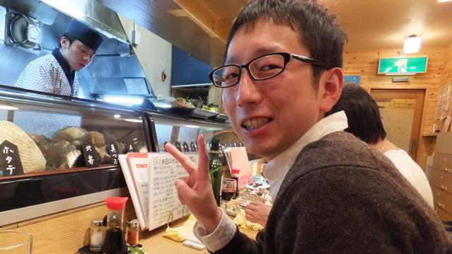 2012/2/29琴似の居酒屋にて