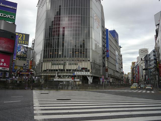これも渋谷。