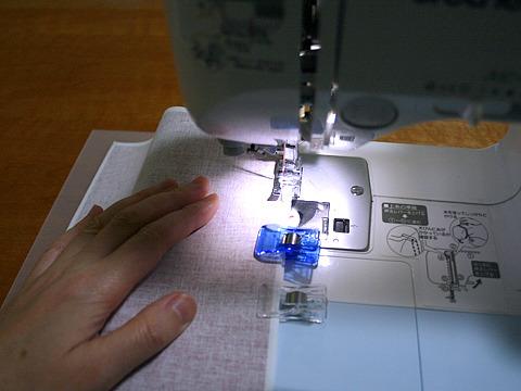 とにかく縫いまくり。