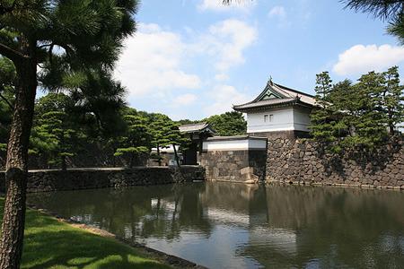 東京の城と言えば何と言っても江戸城 写真はこの記事より(撮影:T斎藤さん)