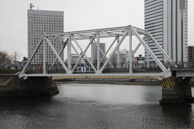 私としては、このトラス橋に注目してもらいたい