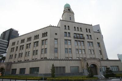 「クイーン」こと横浜税関(昭和9年建造)