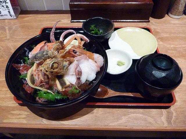 OH!深海魚料理なのに意外と鮮やか!