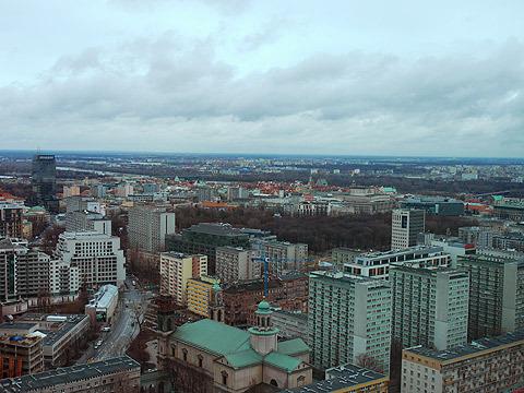 ということでワルシャワに来ました