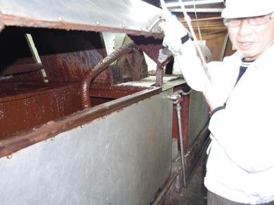 メインであるジャックのチョコレート製造機。