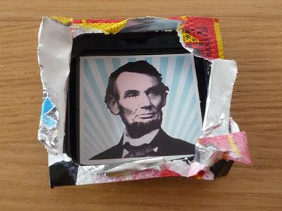 パンパカパーン!なリンカーン。