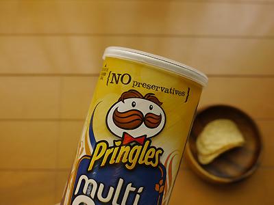 「No preservatives」は保存料使ってませんよ、的なことか。