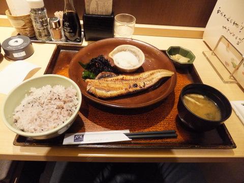 ほっけ定食810円